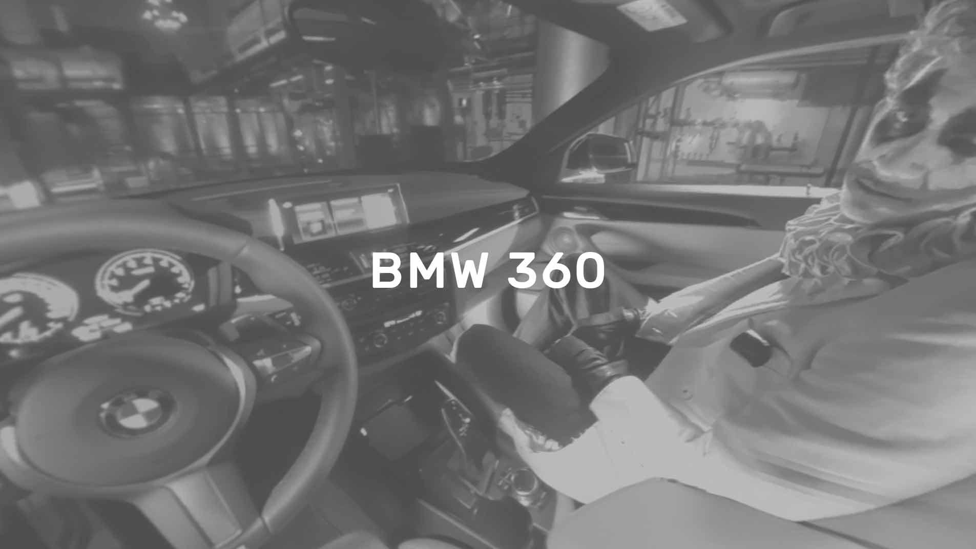 BMW 360